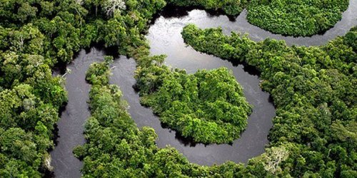 Подземная река под Амазонкой