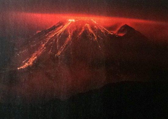 Извержения супервулкана человечеству не избежать!