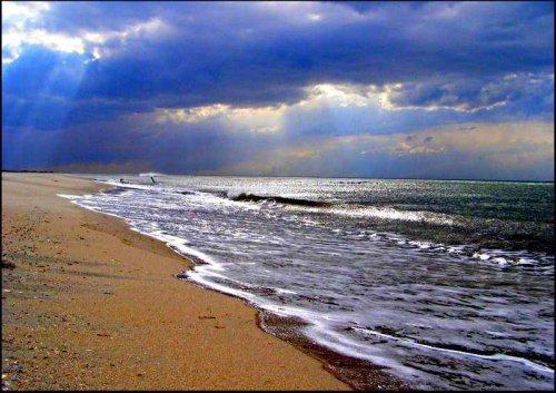 Как черное озеро стало Черным морем!