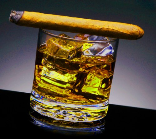 Алкоголь вреднее табака!