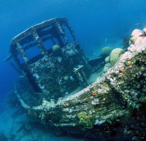 Затонувшее судно с 30 тысячами древних артефактов!