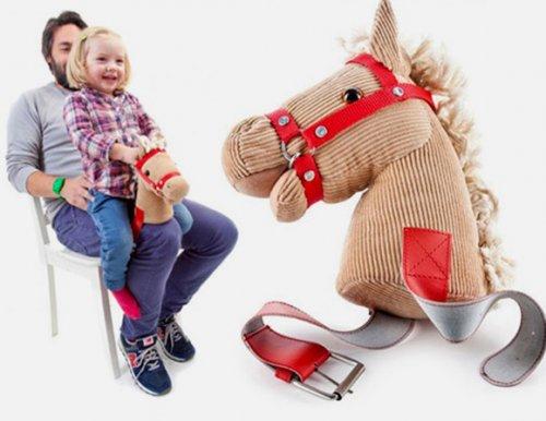 Лошадка - Забавная игрушка для детей и родителей