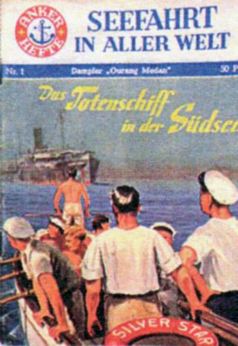 Брошюра Отто Мельтке, посвященная гибели «Оранг Медан»