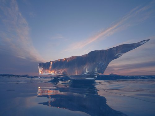 Байкал - прекрасное озеро России