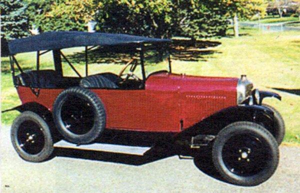 Ситроен - человек, автомобиль, легенда