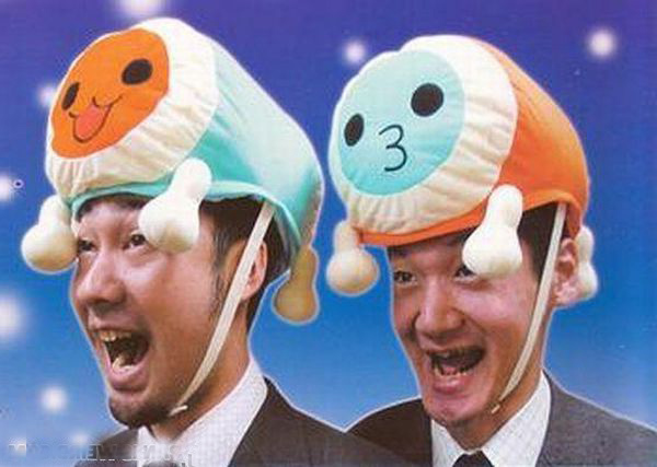 Замечательные шапочки на голову
